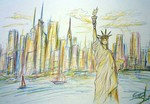 「Power of  New York」